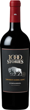 1000 Stories Bourbon Barrel Aged Zinfandel 2016