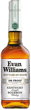 Evan Williams Bottled In Bond Kentucky Straight Bourbon Whiskey
