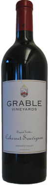 Grable Vineyards Liquid Twitter Cabernet Sauvignon 2012