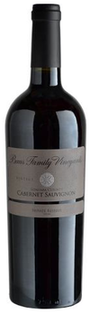 Baus Family Vineyards Cabernet Sauvignon 2016