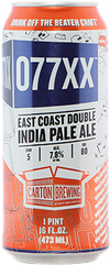 Carton Brewing 077XX IPA