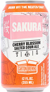 Carton Brewing Sakura
