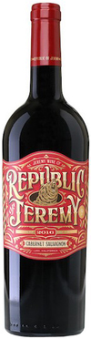 Jeremy Wine Co. Republic of Jeremy Cabernet Sauvignon 2016