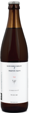 Maine Beer Company Fall Coffee Stout