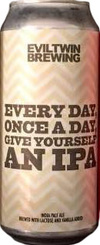 Evil Twin Brewing Once A Day IPA