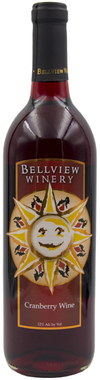 Bellview Cranberry Wine NV