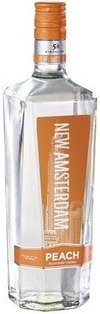 New Amsterdam Peach Vodka
