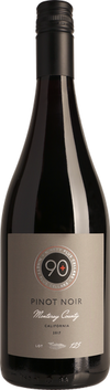 90+ Cellars Lot 125 Monterey County Pinot Noir 2018