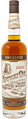 Kentucky Owl Confiscated Bourbon Kentucky Straight Bourbon Whiskey