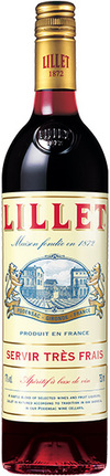 Lillet Red Aperitif Wine