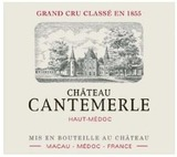Chateau Cantemerle Haut Medoc 2010
