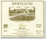 Remelluri Blanco 2006