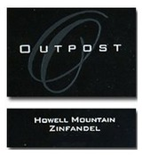 Outpost Howell Mountain Zinfandel 2009
