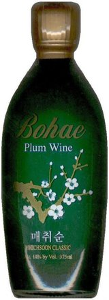 Bohae Matchsoon Plum Wine