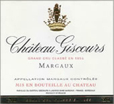 Chateau Giscours Margaux 2001