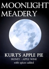 Moonlight Meadery Kurt's Apple Pie
