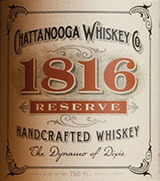 Chattanooga 1816 Reserve Whiskey