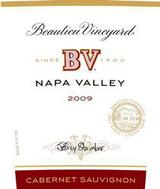 Beaulieu Vineyard Napa Valley Cabernet Sauvignon 2012