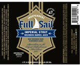 Full Sail Brewing Co. Brewmaster Reserve Bourbon Barrel Aged Imperial Stout