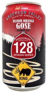 Anderson Valley Brewing Blood Orange Gose
