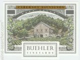 Buehler Vineyards Napa Valley Cabernet Sauvignon 2016