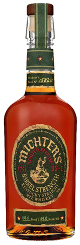 Michter's US*1 Limited Release Barrel Strength Rye