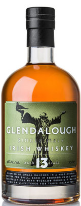 Glendalough Distillery Single Malt Irish Whiskey 13 year old