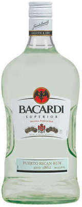 Bacardi Superior Light Rum