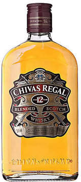 Chivas Regal Blended Scotch Whisky 12 year old