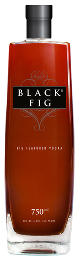 Black Infusions Black Fig Vodka