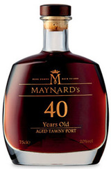 Maynard's Aged Tawny Port 40 year old