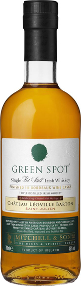 Spot Whiskeys Green Spot Chateau Leoville Barton