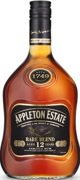 Appleton Estate Jamacia Rum 12 year old