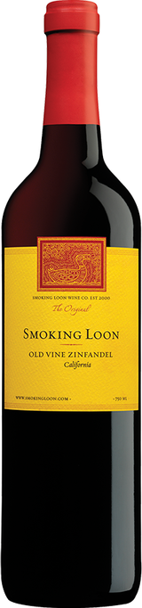 Smoking Loon Zinfandel 2013