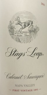 Stags' Leap Winery Napa Valley Cabernet Sauvignon 2016