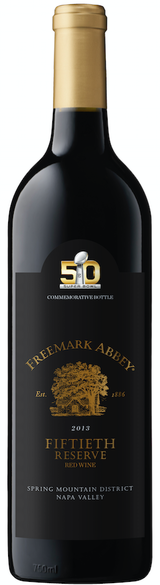 Freemark Abbey Super Bowl 50th Reserve Red Wine 2013