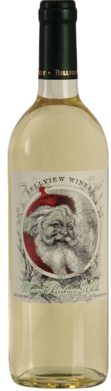 Bellview Merry Christmas White NV