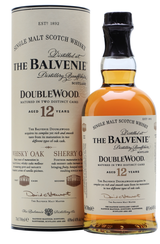 Balvenie DoubleWood Single Malt Scotch Whisky 12 year old