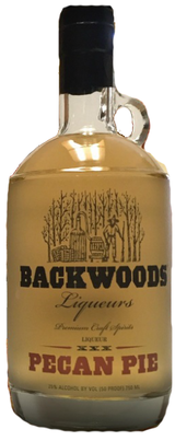 Backwoods Craft Spirits Pecan Pie Shine