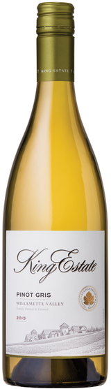 King Estate Signature Pinot Gris 2015
