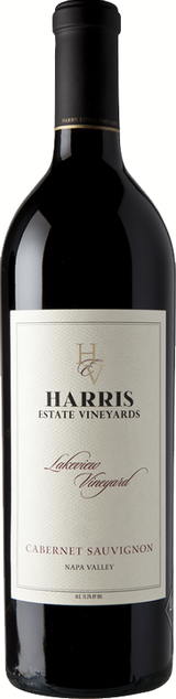 Harris Estate Lakeview Vineyard Cabernet Sauvignon 2012