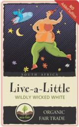 Stellar Organics Live A Little Wildly Wicked White