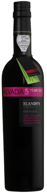Blandy's Alvada Madeira 5 year old