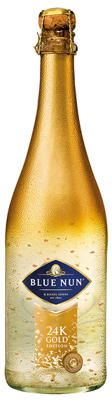 Blue Nun 24K Gold Edition Sparkling Wine