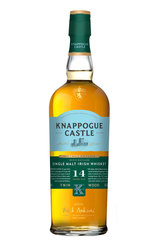 Knappogue Castle Twin Wood Irish Whiskey 14 year old
