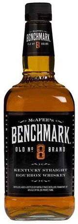 McAfee's Benchmark Old No. 8 Kentucky Straight Bourbon Whiskey