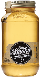 Ole Smoky Tennessee Moonshine Butterscotch Moonshine