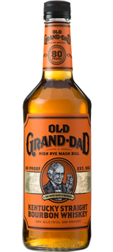 Old Grand-Dad Kentucky Straight Bourbon Whiskey 80 Proof