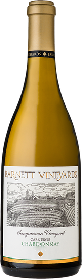 Barnett Vineyards Sangiacomo Vineyard Chardonnay 2014