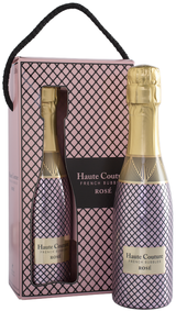 Haute Couture French Bubbles Rose